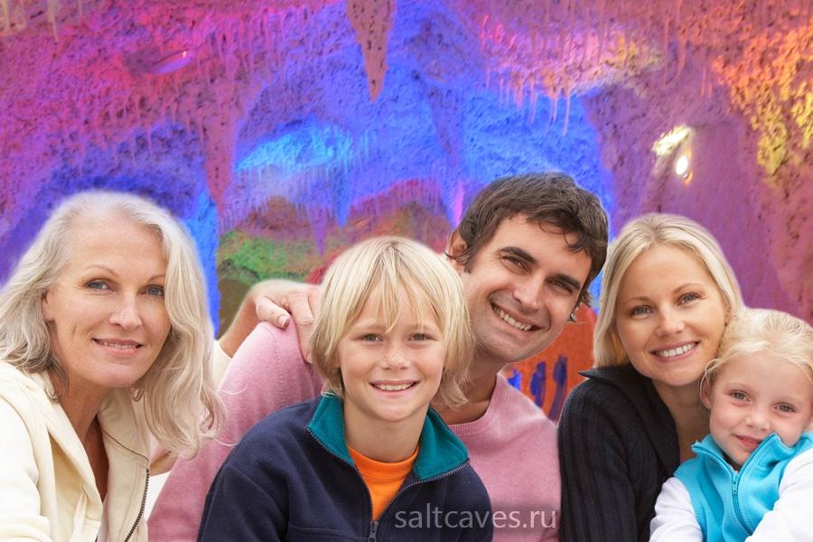 Укрепляем иммунитет на что способна соляная пещера